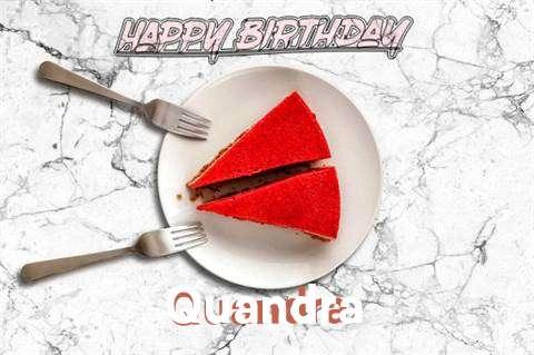 Happy Birthday Quandra