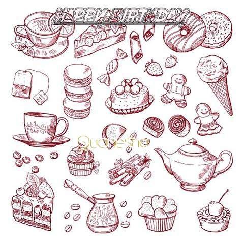 Happy Birthday Wishes for Quanesha