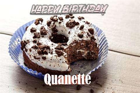 Happy Birthday Quanette