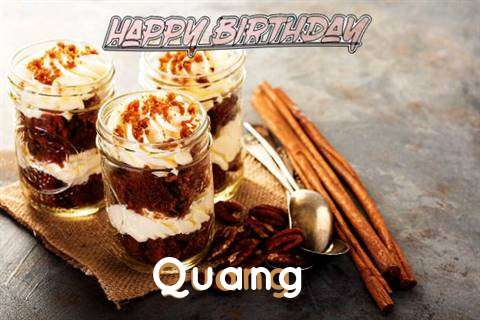 Quang Birthday Celebration
