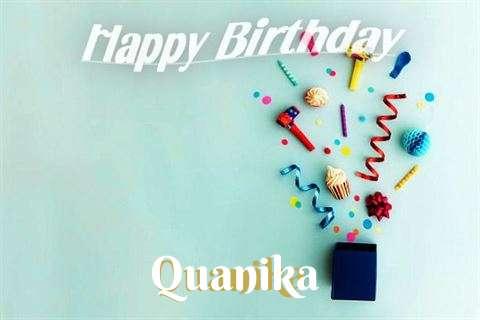 Happy Birthday Wishes for Quanika
