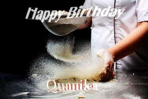 Happy Birthday to You Quanika