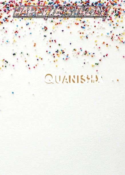 Happy Birthday Quanisha