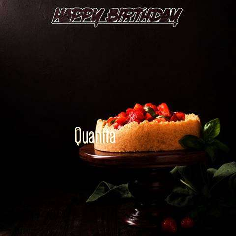 Quanita Birthday Celebration