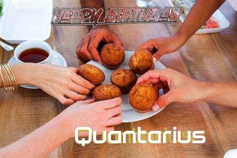 Happy Birthday Wishes for Quantarius