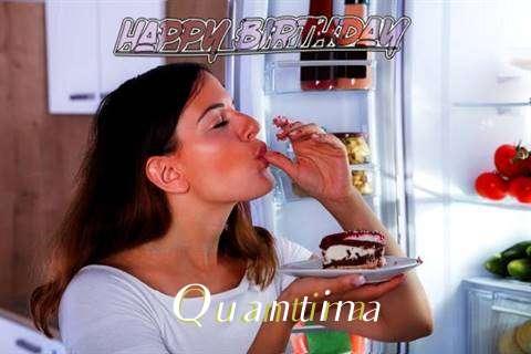 Happy Birthday to You Quantina