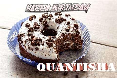 Happy Birthday Quantisha