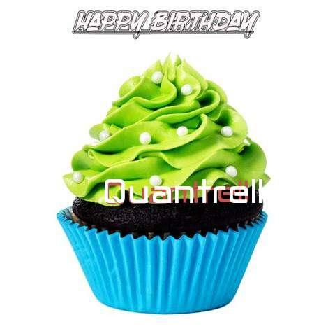 Happy Birthday Quantrell