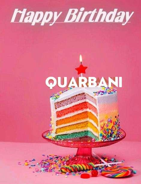 Quarbani Birthday Celebration