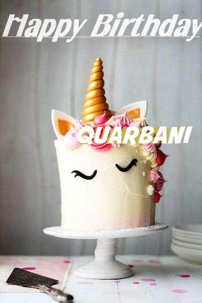 Happy Birthday to You Quarbani