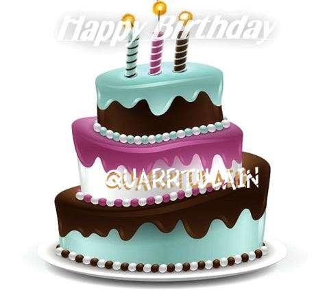 Happy Birthday to You Quarrtulain