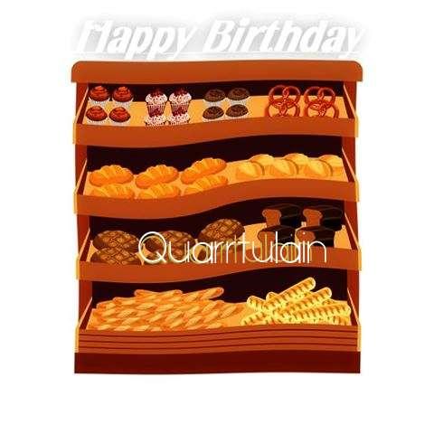 Happy Birthday Cake for Quarrtulain