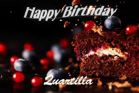 Birthday Images for Quartilla