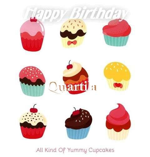Quartilla Cakes
