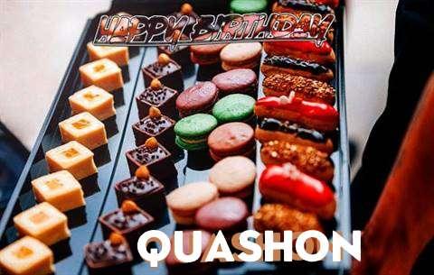 Happy Birthday Quashon