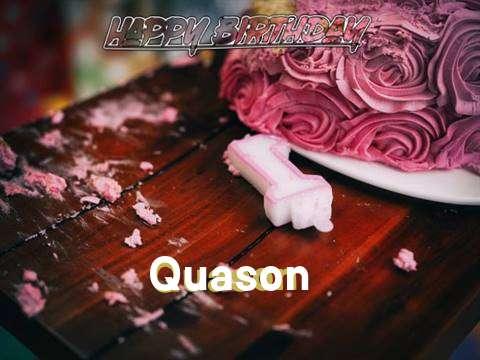 Quason Birthday Celebration