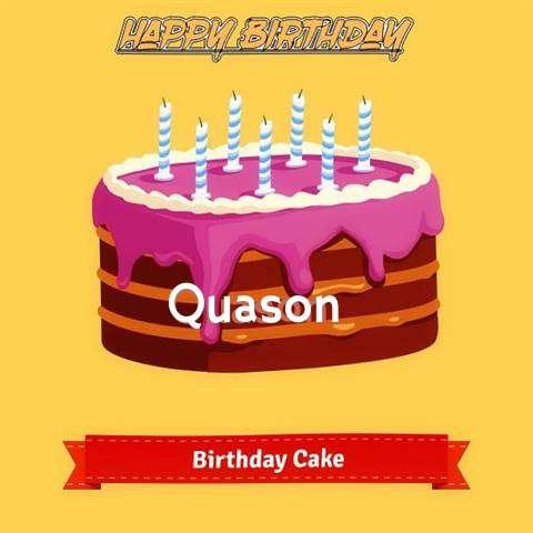 Wish Quason