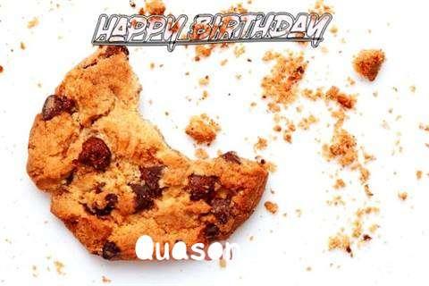 Quason Cakes