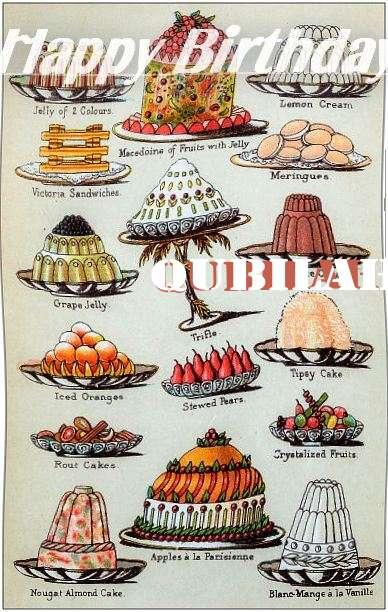 Qubilah Cakes