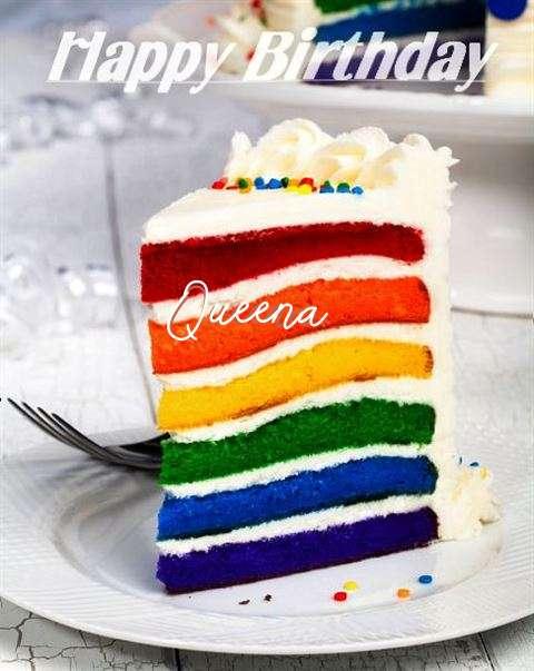 Happy Birthday Queena