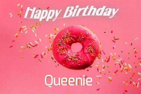 Happy Birthday Cake for Queenie