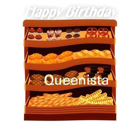 Happy Birthday Cake for Queenista