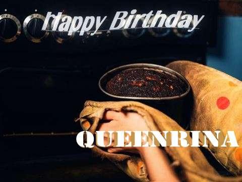 Happy Birthday Cake for Queenrina