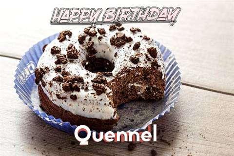 Happy Birthday Quennel