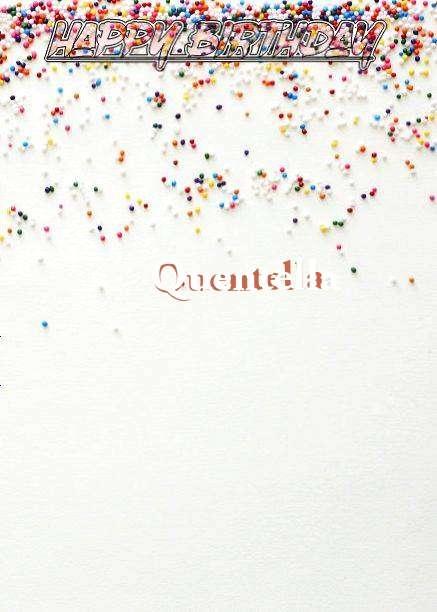 Happy Birthday Quentella