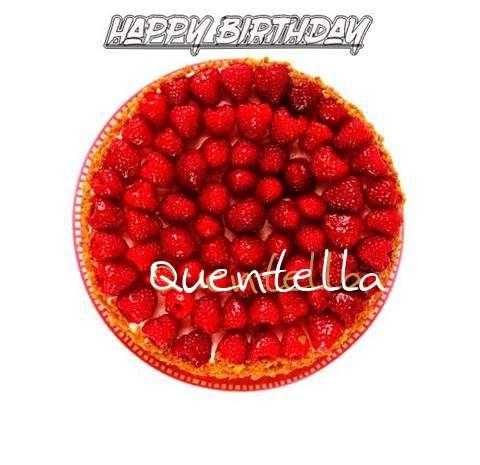 Happy Birthday to You Quentella
