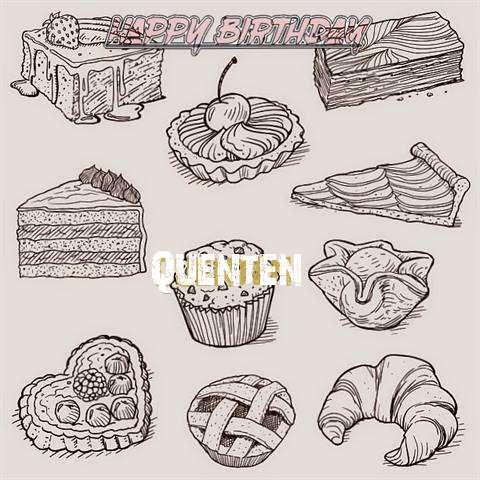 Happy Birthday to You Quenten