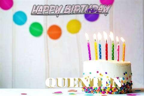 Happy Birthday Cake for Quenten
