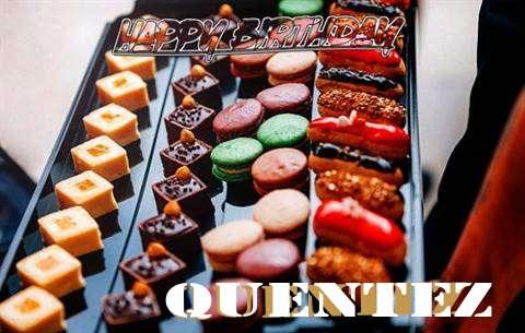 Happy Birthday Quentez