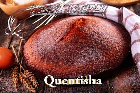 Happy Birthday Quentisha Cake Image