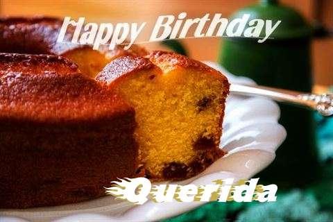 Happy Birthday Wishes for Querida
