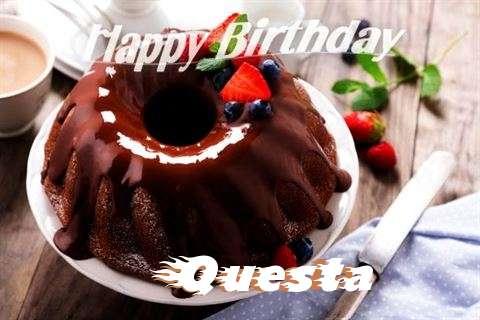 Happy Birthday Questa