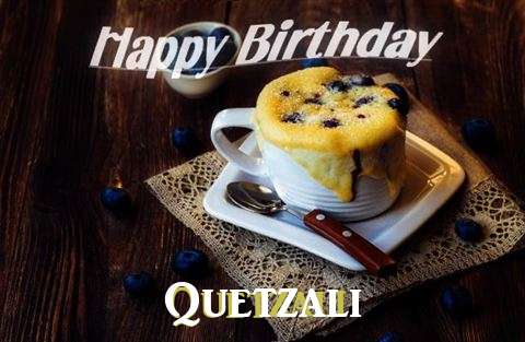 Happy Birthday Quetzali