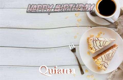 Quiana Cakes