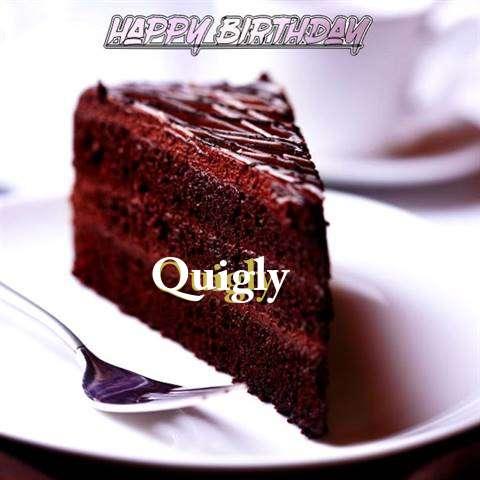 Happy Birthday Quigly
