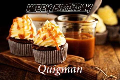 Quigman Birthday Celebration