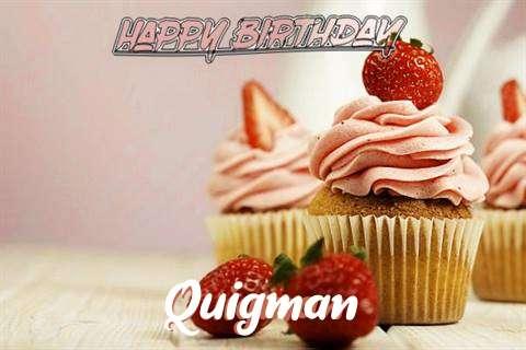 Wish Quigman