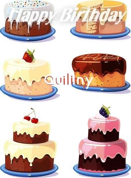 Happy Birthday to You Quiliny