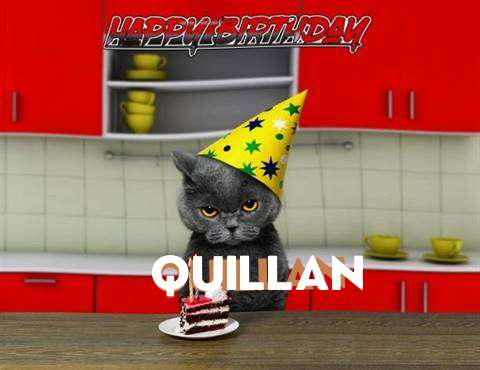 Happy Birthday Quillan