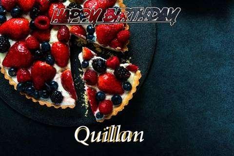 Quillan Birthday Celebration