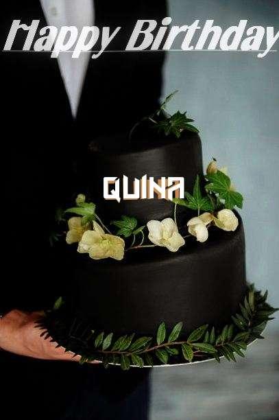 Quina Birthday Celebration