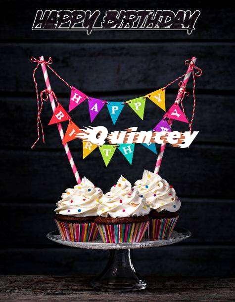 Happy Birthday Quincey