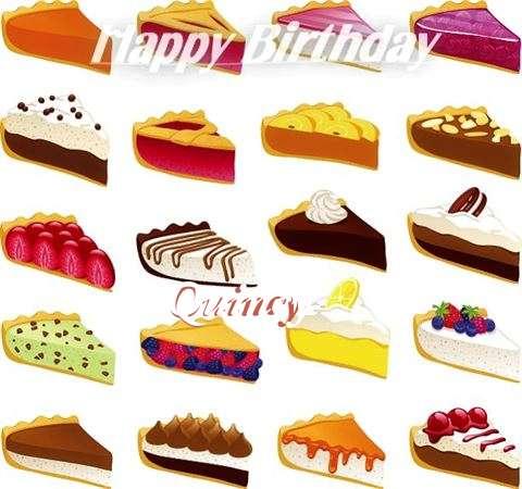 Quincy Birthday Celebration