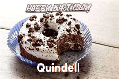 Happy Birthday Quindell