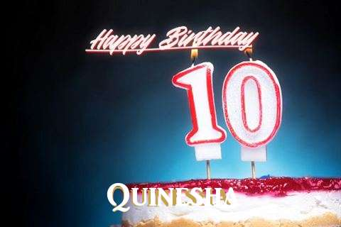 Happy Birthday Wishes for Quinesha