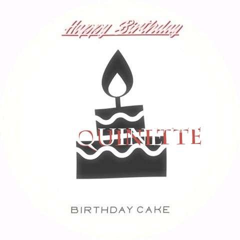 Quinette Birthday Celebration